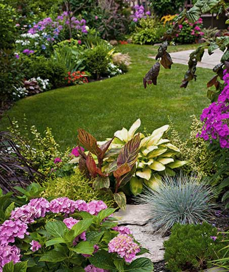Green Path Landscape Company Garden Design