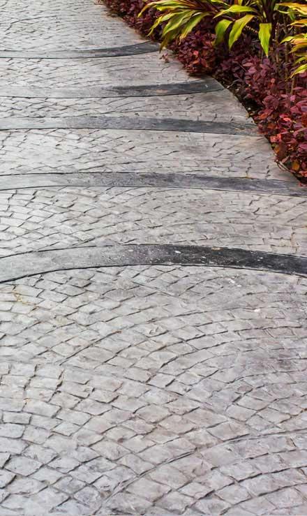 Green Path Landscape Company Decorative Concrete