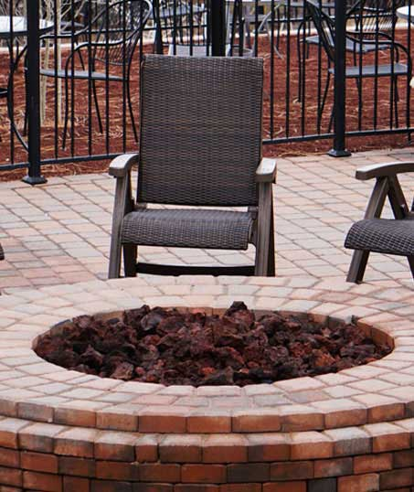 Green Path Landscape Company Outdoor Fire Pits
