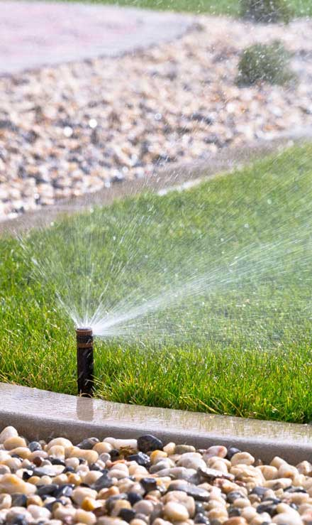 Green Path Landscape Company Sprinkler System Repairs