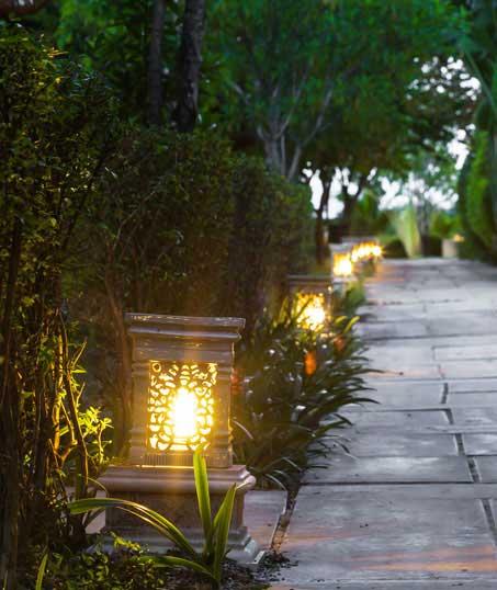 Green Path Landscape Company Residential Landscape Lighting